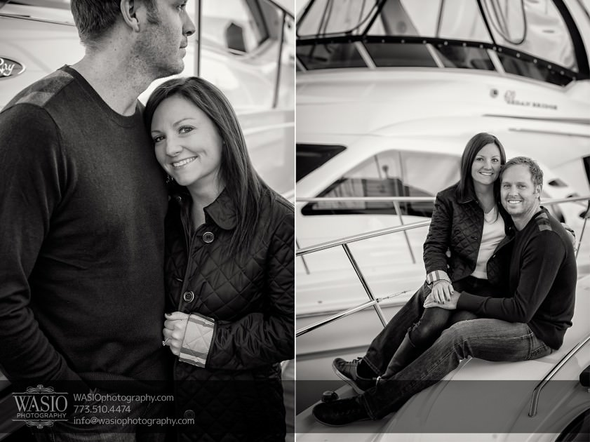 Chicago-black-white-photography-engagement-session_001-841x630 Chicago Black and White photography engagement session - Katherine+Mike