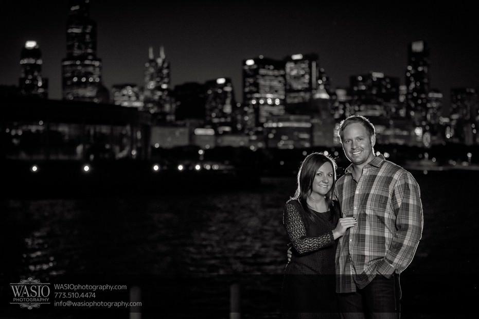 Chicago-black-white-photography-engagement-session_010-931x620 Chicago Black and White photography engagement session - Katherine+Mike