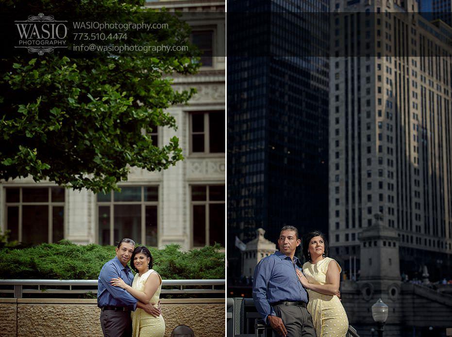 Chicago-engagement-photos-beautiful-perfect-happy-hug-engaged-downtown-photography-167 Chicago Engagement Photos - Claudia + Javier