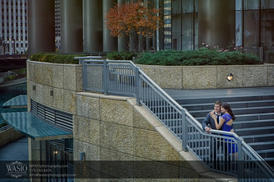 Chicago-engagement-photos-downtown_56-931x620 Chicago engagement photos - Catherine + Rob