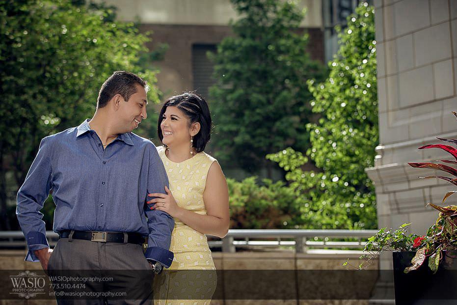 Chicago-engagement-photos-flirt-happy-fun-session-165 Chicago Engagement Photos - Claudia + Javier