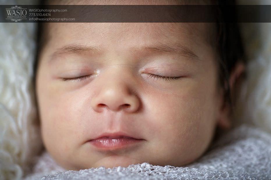 Chicago-newborn-photography-baby-girl-close-up-097 Chicago Newborn Photography