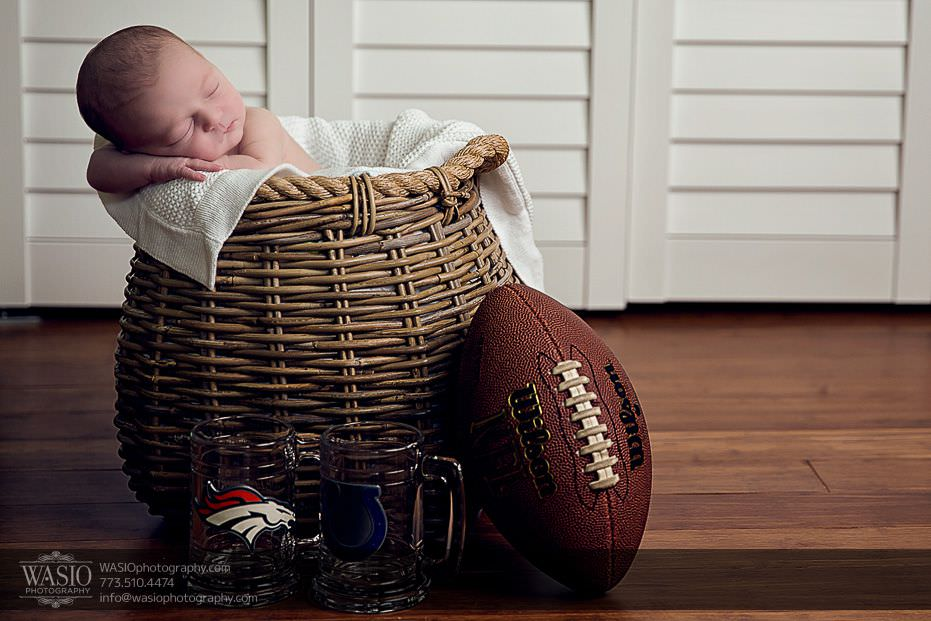 Chicago-newborn-photography-football-theme-photos-17 Chicago Newborn Photography - Edward