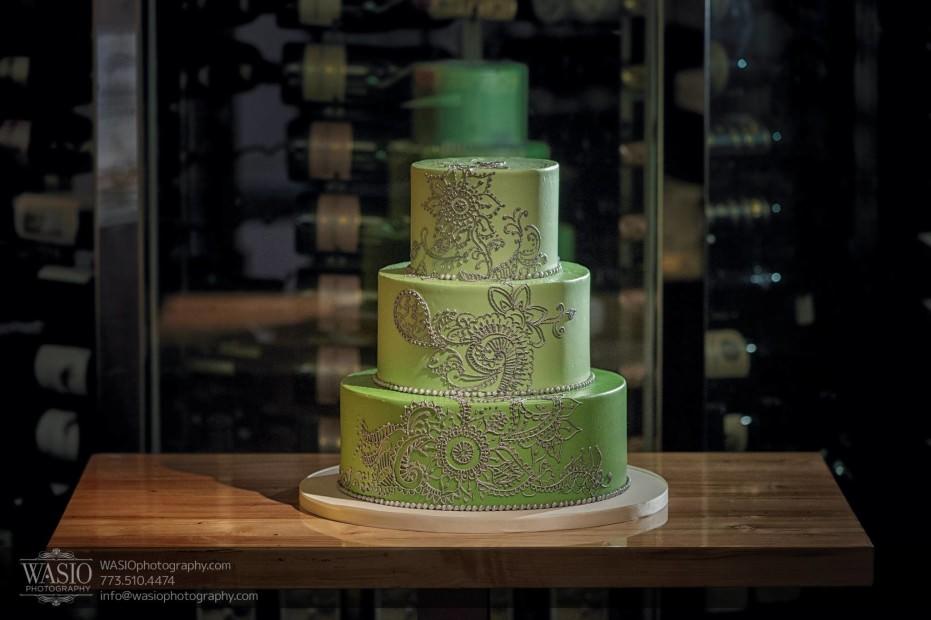 Chicago-same-sex-wedding-green-cake_46-931x620 Chicago same sex wedding - Katherine + Mitali
