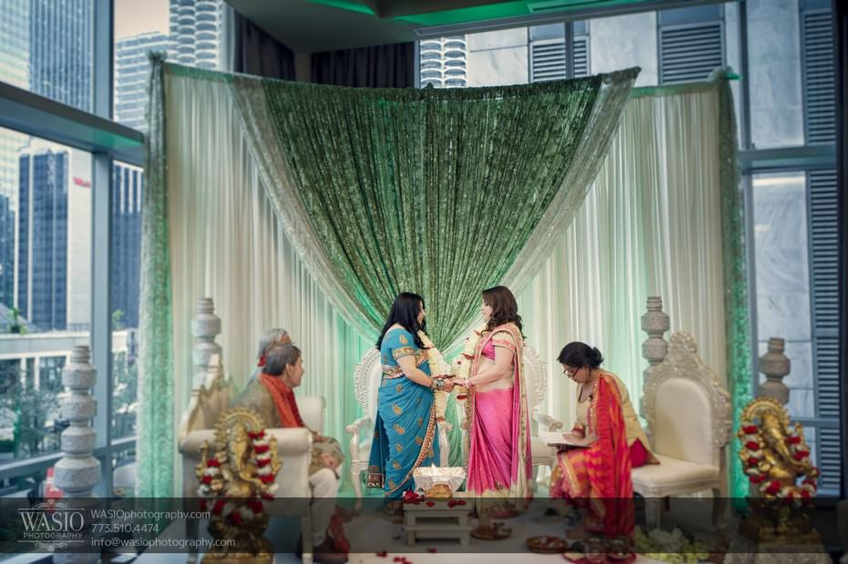 Chicago-same-sex-wedding-indian-ceremony_26-931x620 Chicago same sex wedding - Katherine + Mitali