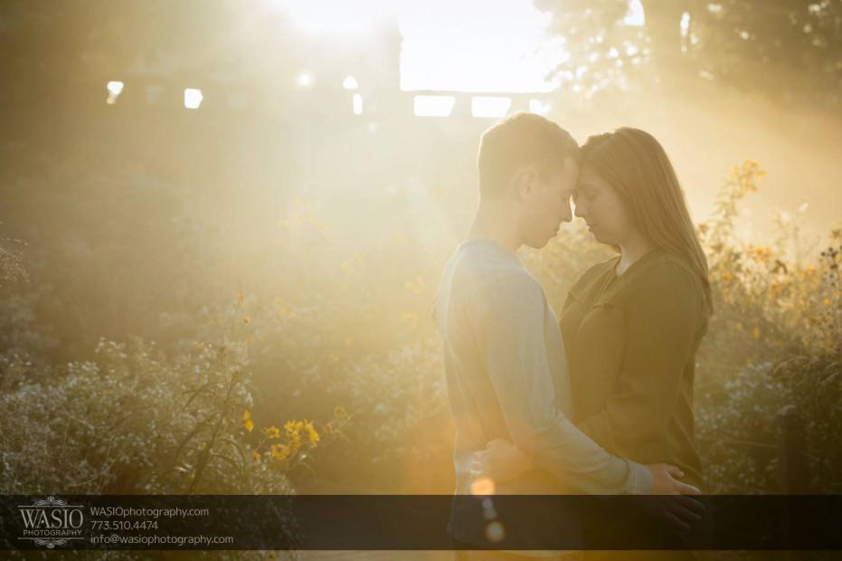 Chicago-sunrise-engagement-flare-intimate-beautiful-0055-931x620 Chicago Sunrise Engagement - Dana & Nolan