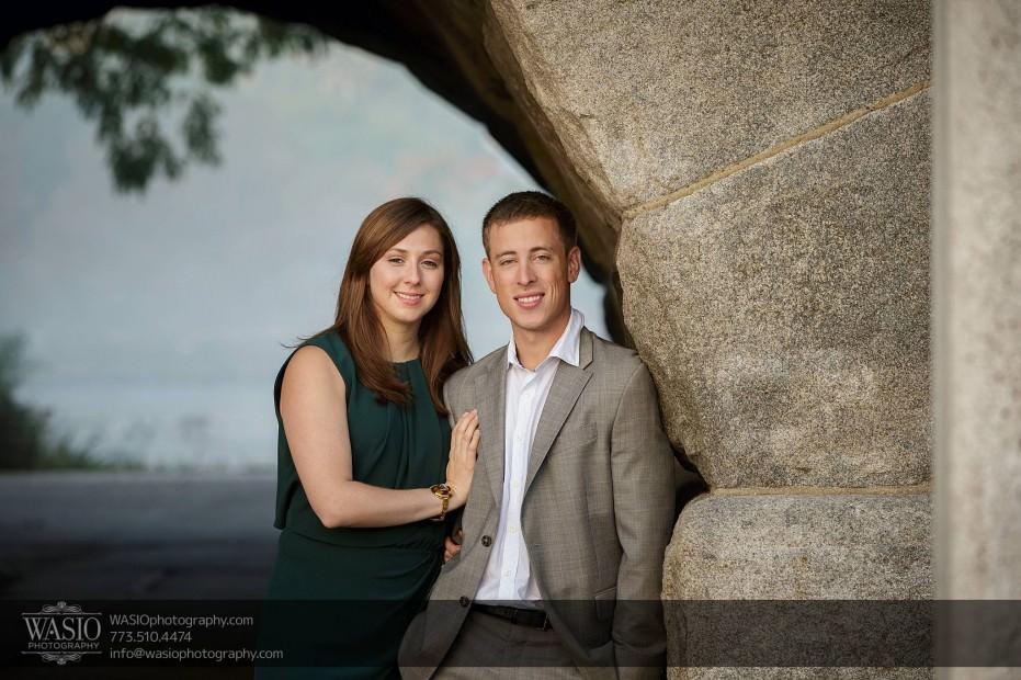 Chicago-sunrise-engagement-intimate-couple-love-0052-931x620 Chicago Sunrise Engagement - Dana & Nolan