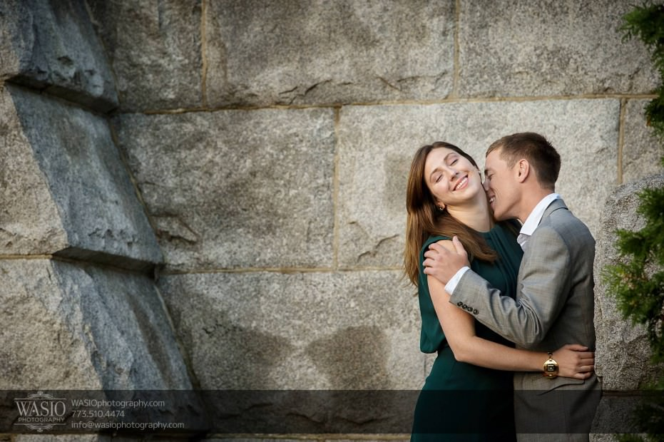 Chicago-sunrise-engagement-passion-hug-kiss-smile-romance-0051-931x620 Chicago Sunrise Engagement - Dana & Nolan