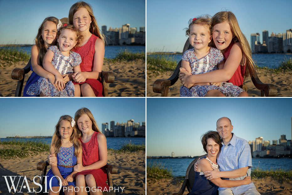 Chicago-sunset-family-photography-blog-sisters-parents-portraits-laughing-fun-4 Chicago Sunset Family Photography
