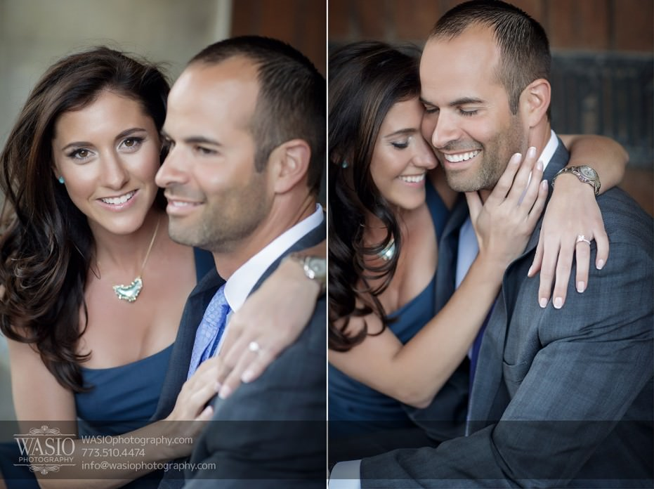 Chicago-wedding-engagement-photography-028-romantic-couple-hugging-smiling-931x696 Chicago Sunset Engagement - Lauren+Gianni