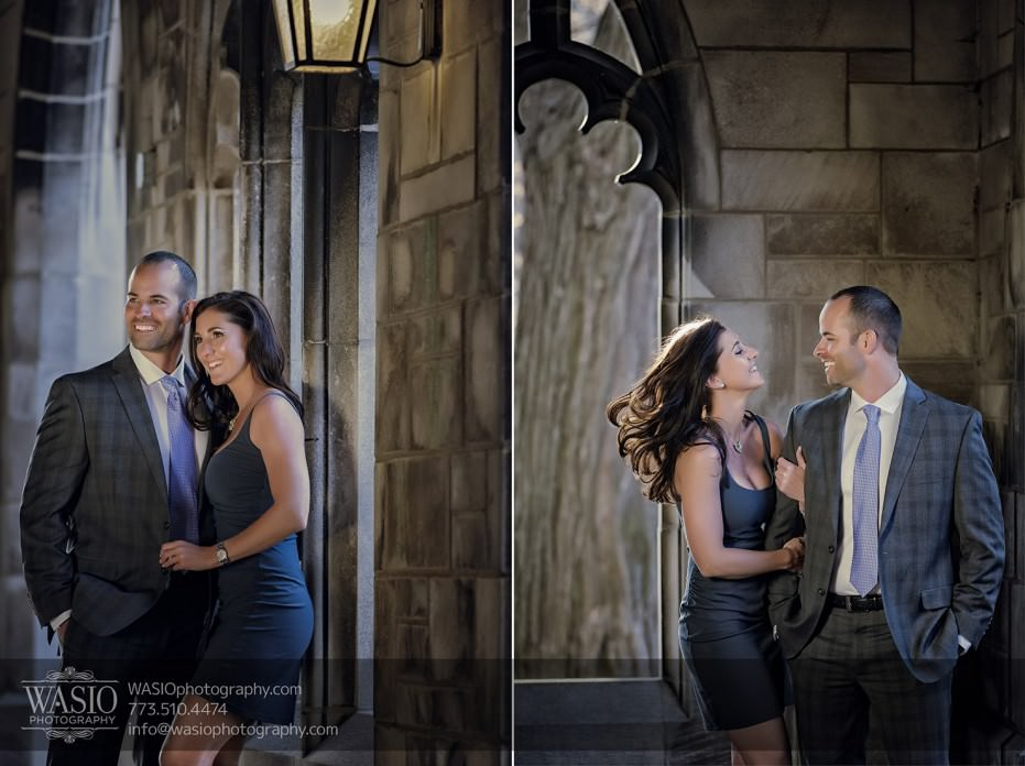 Chicago-wedding-engagement-photography-030-fun-classy-portraits-931x696 Chicago Sunset Engagement - Lauren+Gianni