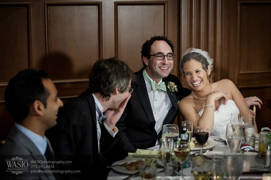 Chicago-wedding-photographer-jewish-allegro-hotel-091-fun-speeches-reception-931x620 Chicago Jewish Wedding at Allegro Hotel - Jenny + Scott