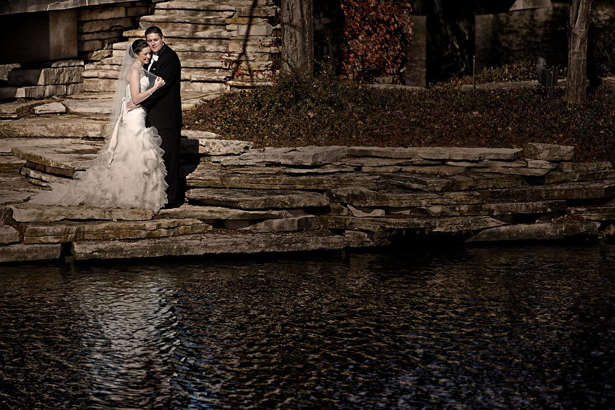 Chicago Wedding Photography - Indiana University Wedding