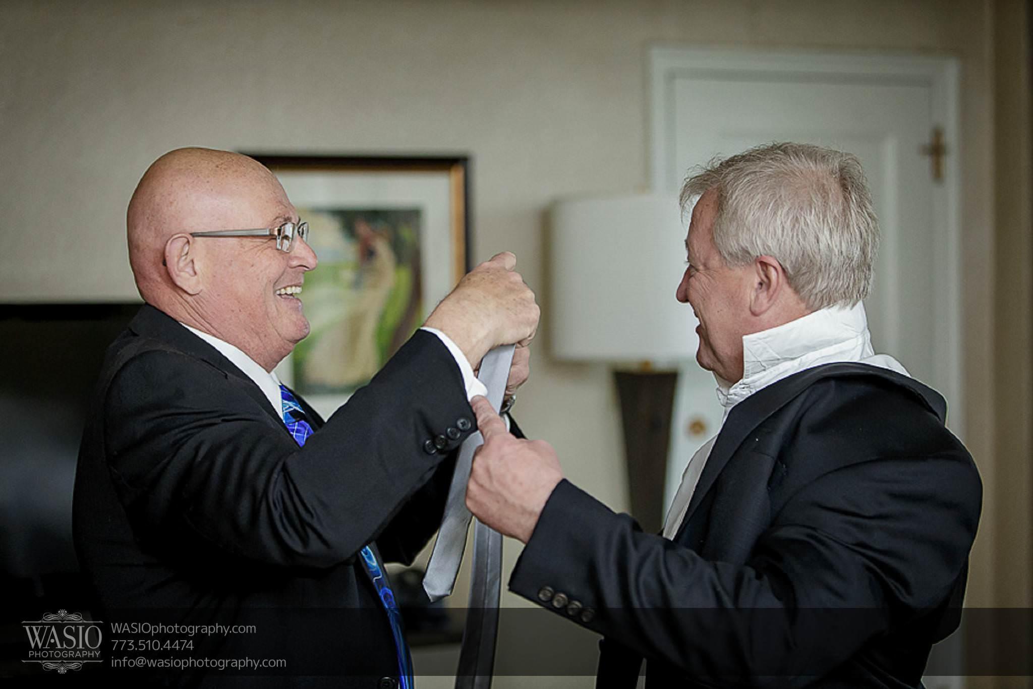 Chicago-wedding-photos-fathers-preparation-ties-laughing-fun-memory-037 Chicago Wedding Photos - Svetlana + Yuriy