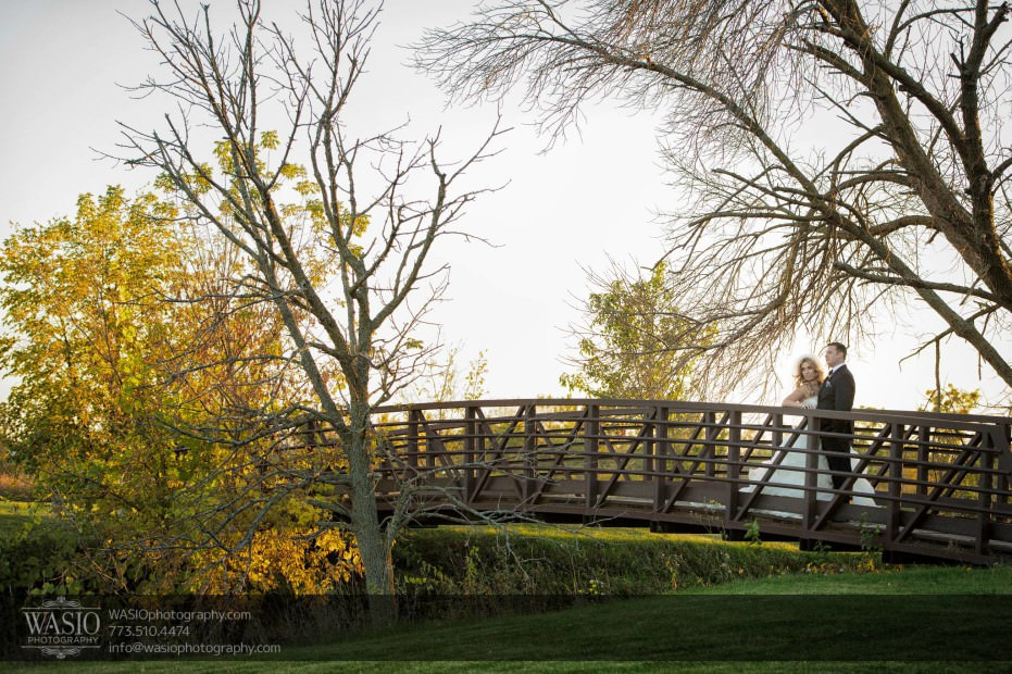 Country-club-wedding-fall-colors-bridge-112-931x620 The Country Club Wedding - Nicole + Dean