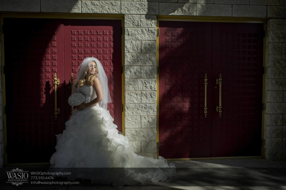 Country-club-wedding-red-church-door-bride-084-931x620 The Country Club Wedding - Nicole + Dean