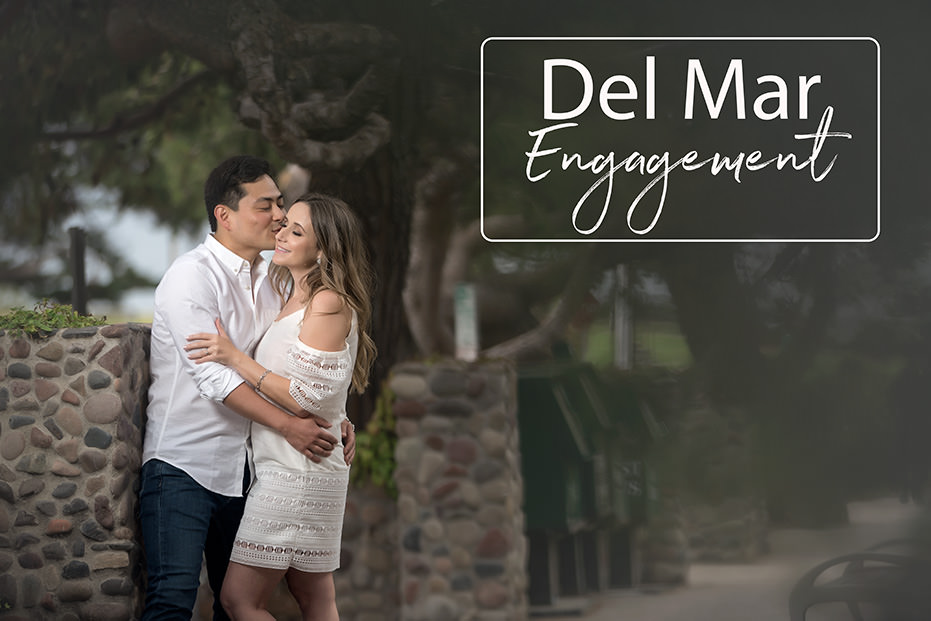 Del Mar Engagement – Yu and Mariana