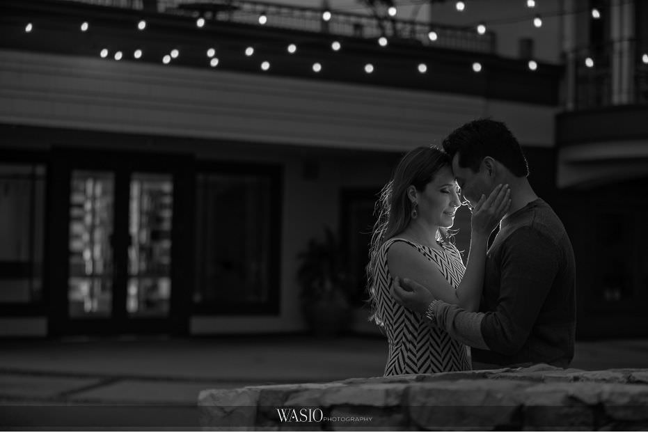 Del-Mar-Engagement-black-white-Photography-sunset-intimate-kiss-29 Del Mar Engagement - Yu and Mariana