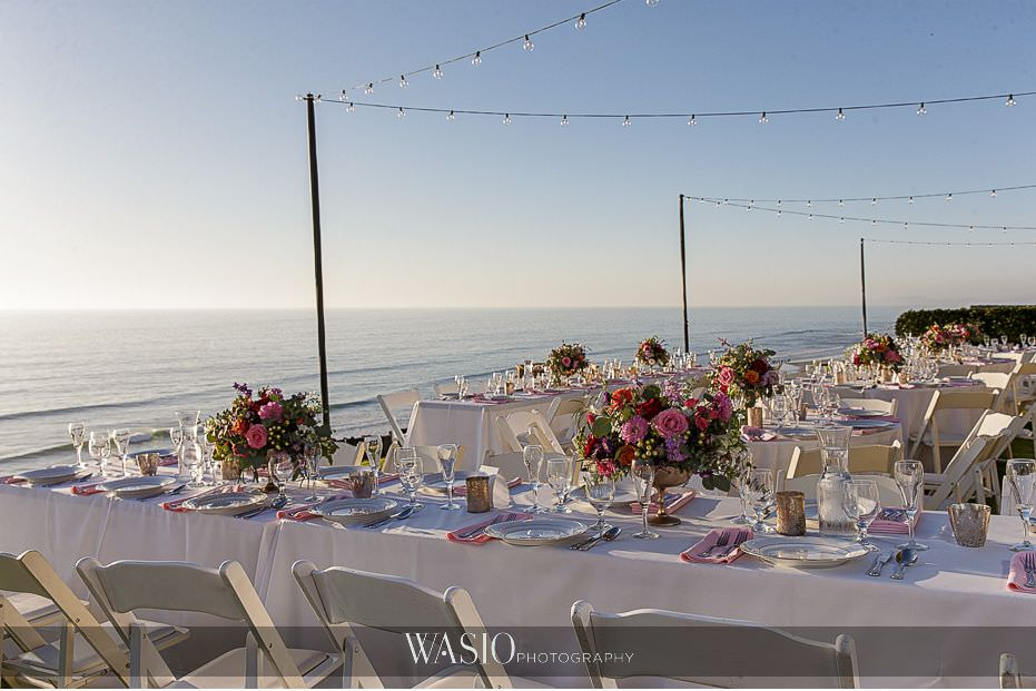 Del-Mar-Wedding-outdoor-reception-decor-details-whimsey-florals-18-1 Del Mar Wedding By The Ocean - Shanie and James
