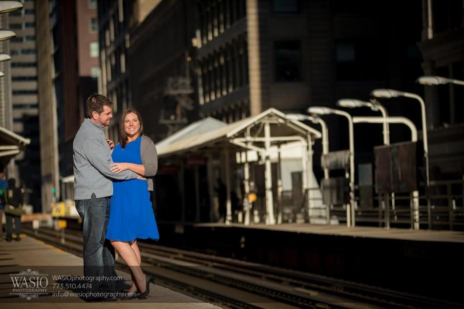 Destination-Chicago-Wedding-Engagement-Photos-WASIO-photography-0093-931x620 Chicago Engagement Photos with Danielle+David