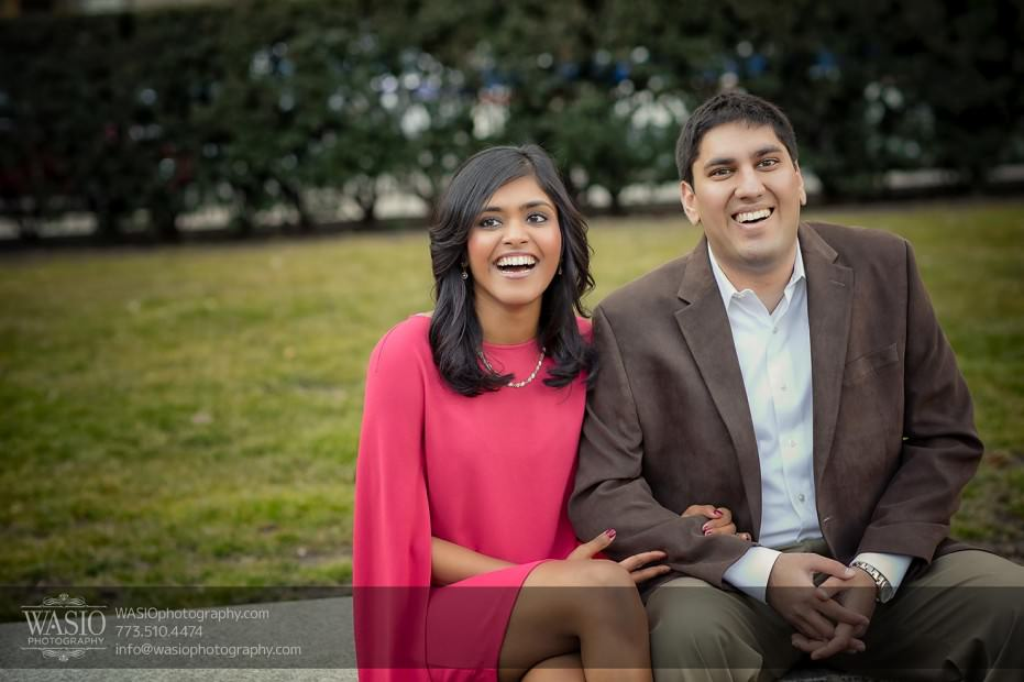 Destination-Chicago-Wedding-Engagement-Photos-WASIO-photography-0098-931x620 A Chicago Engagement Session with Shreya+Monil
