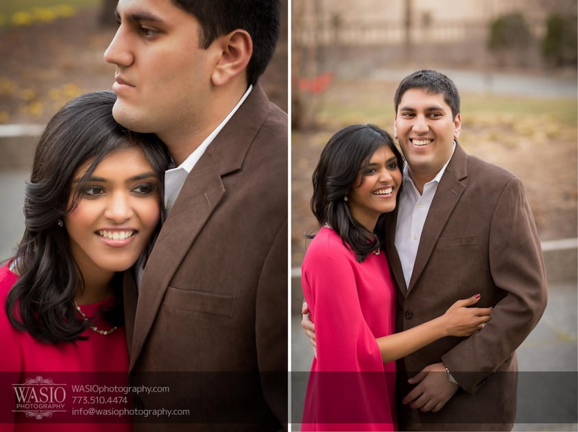 Destination-Chicago-Wedding-Engagement-Photos-WASIO-photography-0100-843x630 A Chicago Engagement Session with Shreya+Monil