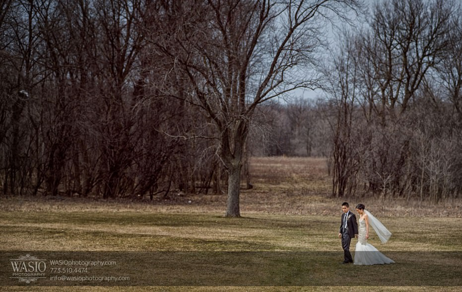 Destination-Chicago-Wedding-Photographer-WASIO-photography-0069-dramatic-landscape-portait-couple-walking-931x588 A Beautiful Wedding at Victoria in the Park - Soy+Patrick