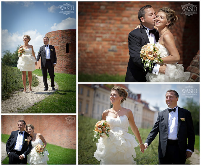 Destination-Wedding-Photography Europe Destination Wedding in Warsaw Poland - Chris + Gosia