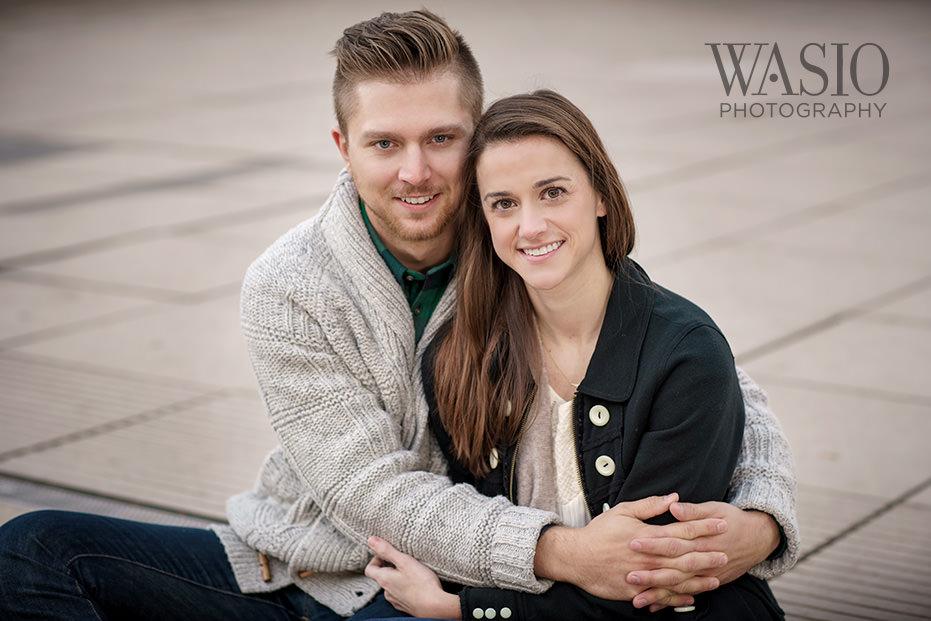 Engagement-Picture-Ideas-Couple-Portrait-Intimate Engagement Picture Ideas - Allie and Clayton