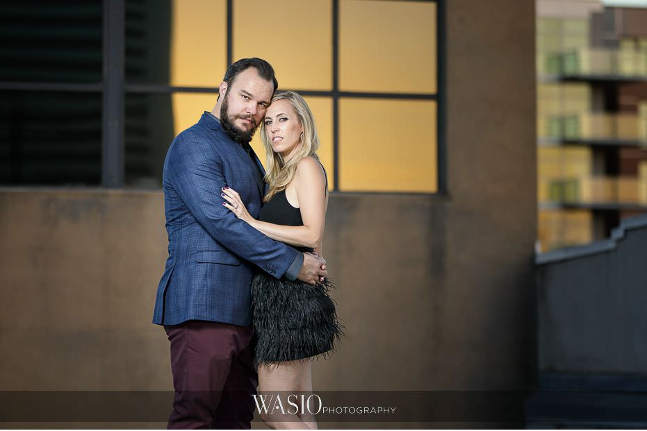 Gaslamp-Quarter-Engagement-Photos-rooftop-photography-warm-sunset-romantic-48 Gaslamp Quarter Engagement Photos - Carrie and Josh