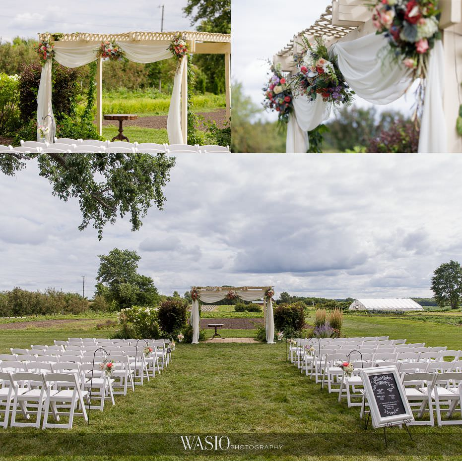 Heritage-Prairie-Farm-Wedding-Jewish-outdoor-ceremony-99 Heritage Prairie Farm Wedding