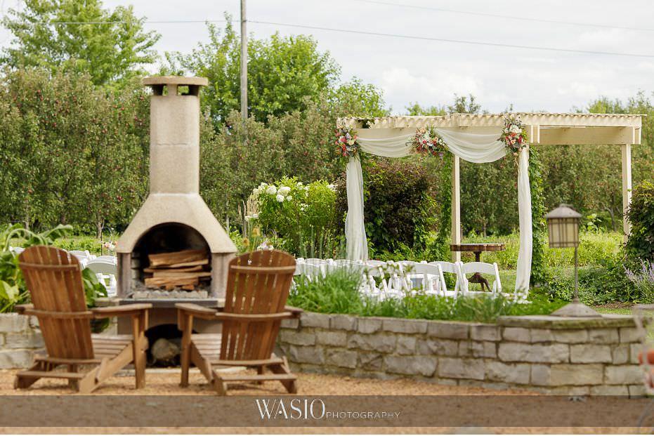 Heritage-Prairie-Farm-Wedding-Jewish-outdoor-ceremony-decoration-97 Heritage Prairie Farm Wedding
