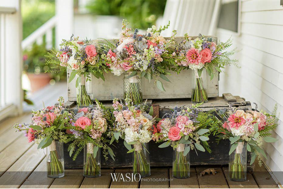 Heritage-Prairie-Farm-Wedding-fresh-flowers-bride-bridesmaids-121 Heritage Prairie Farm Wedding