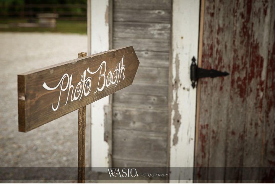 Heritage-Prairie-Farm-Wedding-outdoor-photo-booth-decor-113 Heritage Prairie Farm Wedding