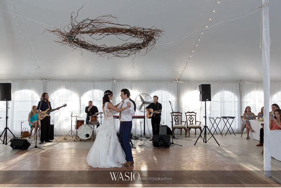 Heritage-Prairie-Farm-Wedding-white-tent-wedding-live-band-first-dance-66 Heritage Prairie Farm Wedding