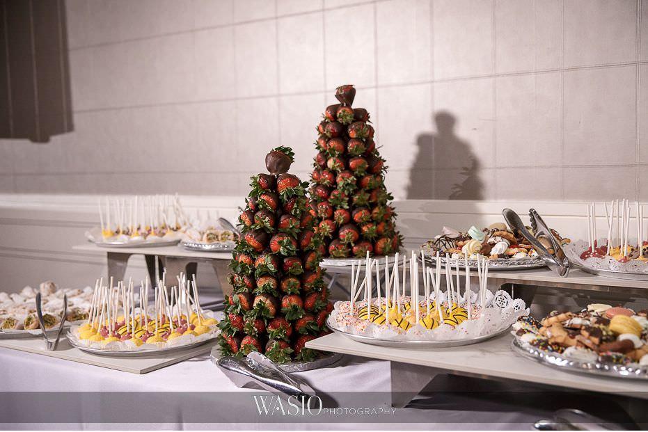 Hotel-Arista-Naperville-Wedding-Italian-sweets-table-31 Hotel Arista Naperville Wedding - Alina and Mike