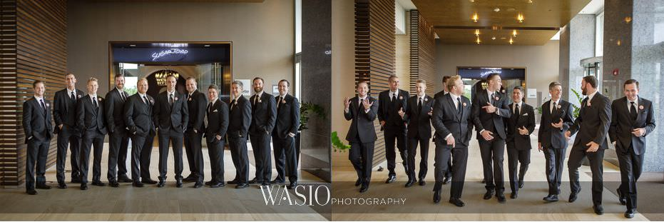 Hotel-Arista-Naperville-Wedding-fun-action-groomsmen-portraits-94 Hotel Arista Naperville Wedding - Alina and Mike