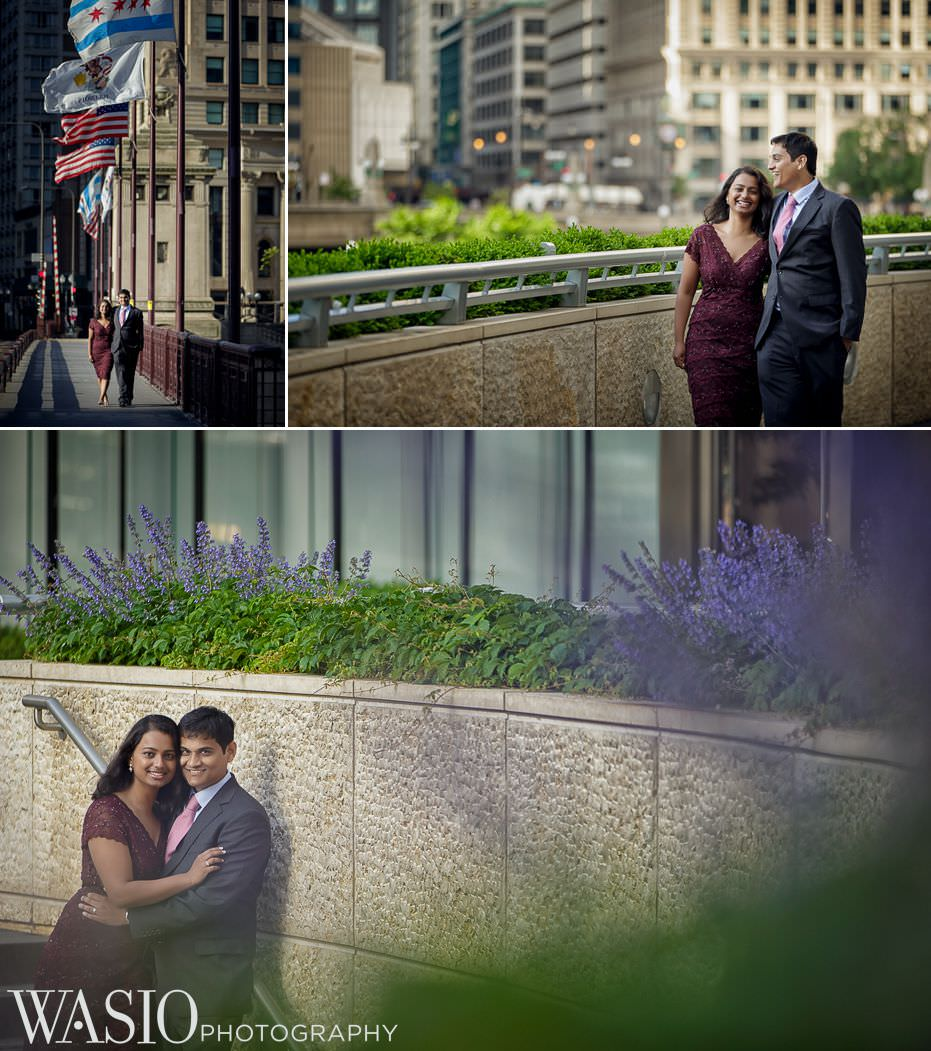 Indian-engagement-session-Chicago-riverwalk-photography-87 Indian Engagement Session - Swetha & Siddharth
