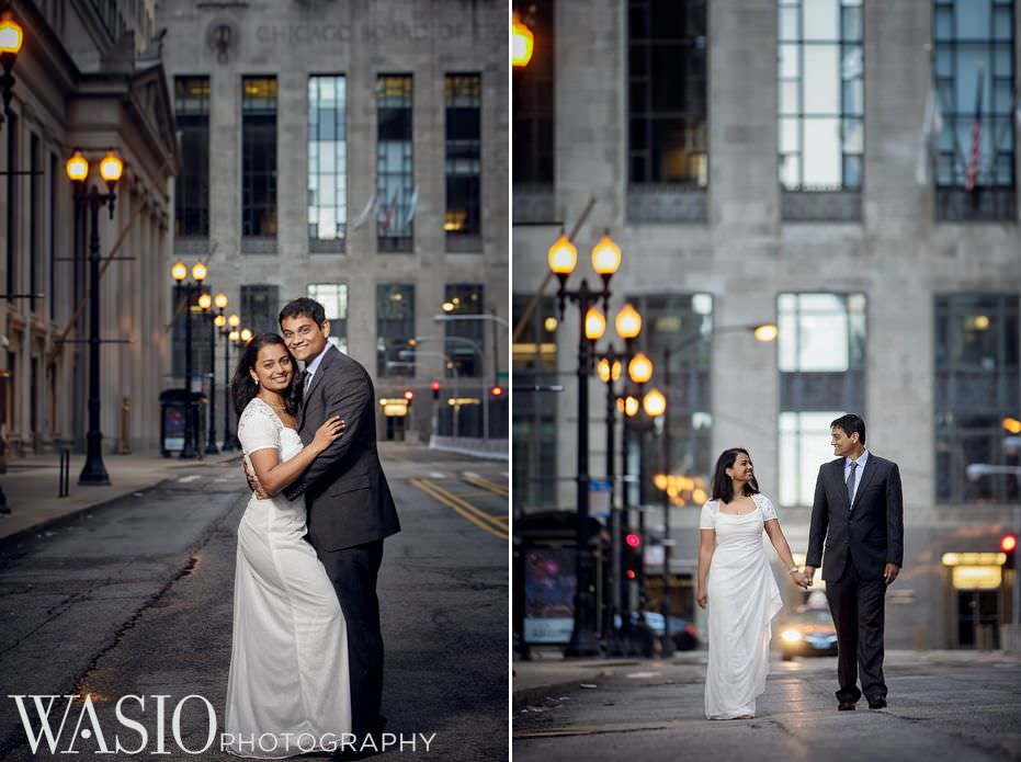 Indian-engagement-session-board-of-trade-financial-district-sunrise-chicago-85 Indian Engagement Session - Swetha & Siddharth