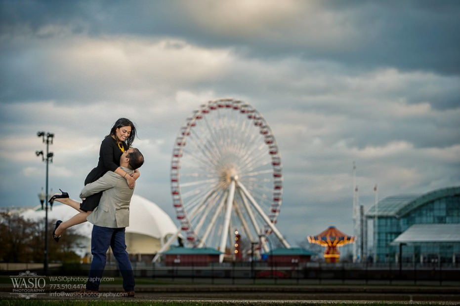 Indian-wedding-engagement-session-laugh-smile-lift-leg-pop-happy_75-931x620 Indian wedding engagement session - Vasvi + Joey
