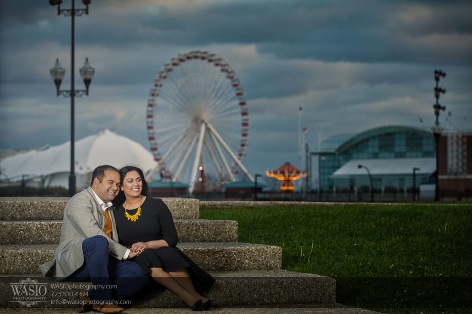 Indian-wedding-engagement-session-sitting-sunset-enjoyment-hug_77-931x620 Indian wedding engagement session - Vasvi + Joey