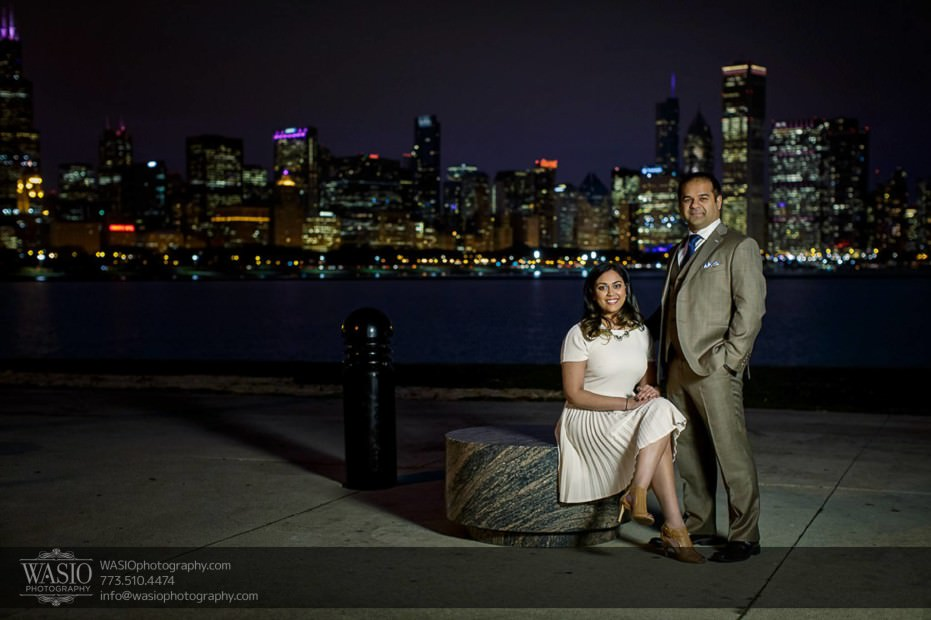 Indian-wedding-engagement-session-sunset-skyline-planetarium-white-dress_79-931x620 Indian wedding engagement session - Vasvi + Joey