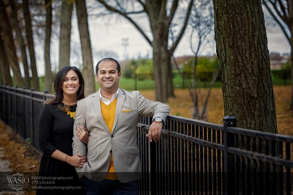 Indian-wedding-engagement-session-yellow-leaves-trees-cute_70-931x620 Indian wedding engagement session - Vasvi + Joey
