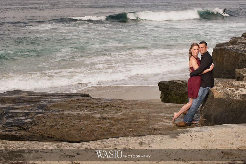 La-Jolla-California-Engagement-photos-beach-outdoor-cliff-blog-3 La Jolla California Engagement - Lindsay and Joel