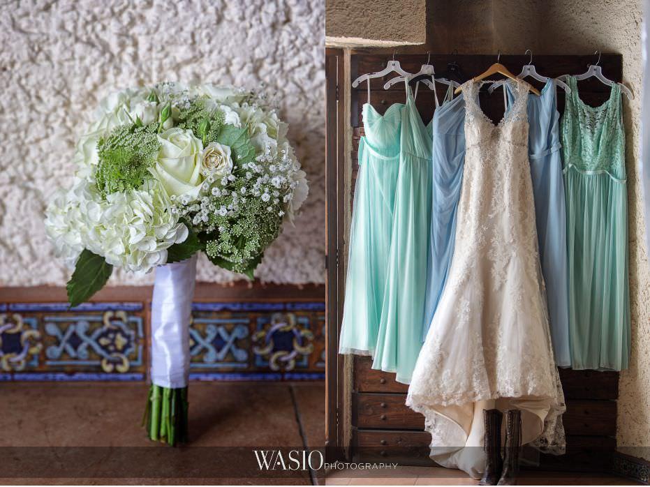 Las-Rocas-Resort-Rosarito-Wedding-bride-bouqet-bridesmaid-dresses-tiffany-color-fun-summer-23 Las Rocas Resort Rosarito Wedding - Meaghan and Eric