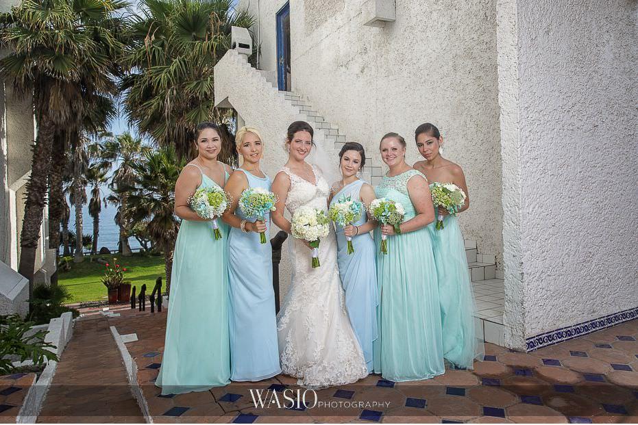 Las-Rocas-Resort-Rosarito-Wedding-bridesmaid-bride-portrait-30 Las Rocas Resort Rosarito Wedding - Meaghan and Eric
