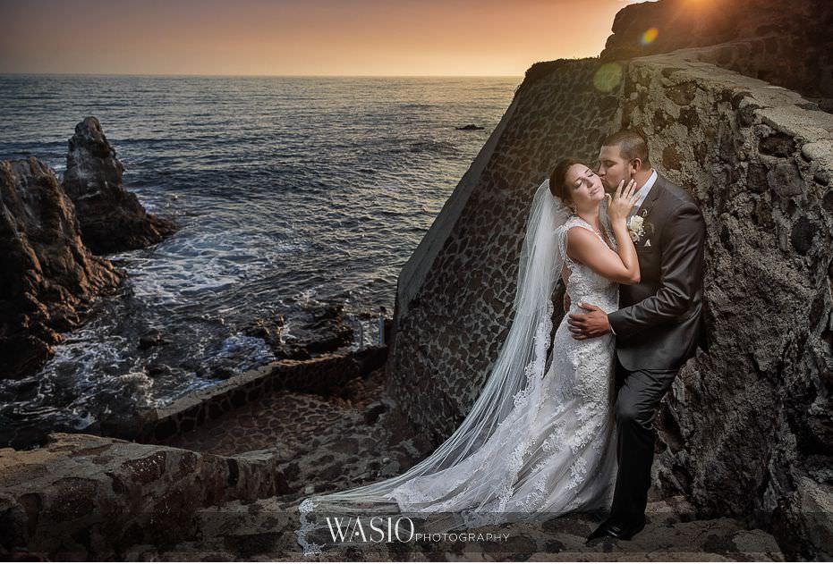 Las-Rocas-Resort-Rosarito-Wedding-perfect-sunset-ocean-view-baja-california-46 Las Rocas Resort Rosarito Wedding - Meaghan and Eric