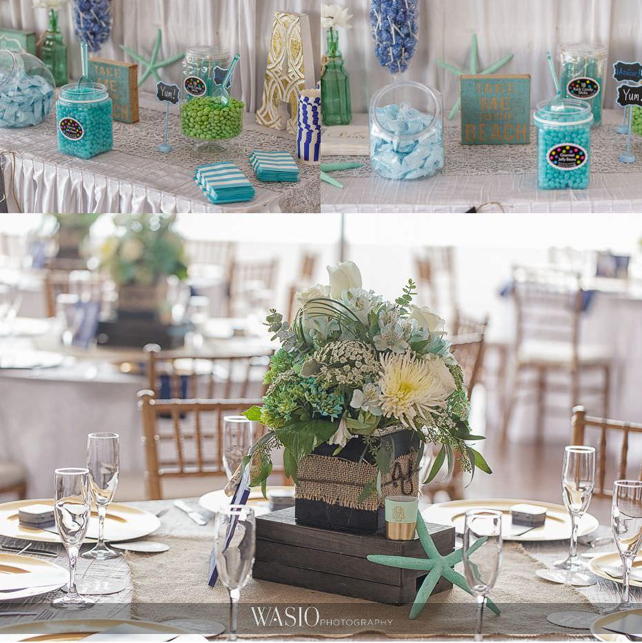 Las-Rocas-Resort-Rosarito-Wedding-reception-decor-beach-themed-details-36 Las Rocas Resort Rosarito Wedding - Meaghan and Eric