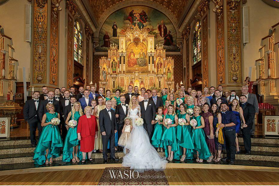 Lavish-wedding-by-Yanni-Design-Holy-Trinity-alter-big-grou-shot-32 Lavish Wedding by Yanni Design - Maggie & Jerry