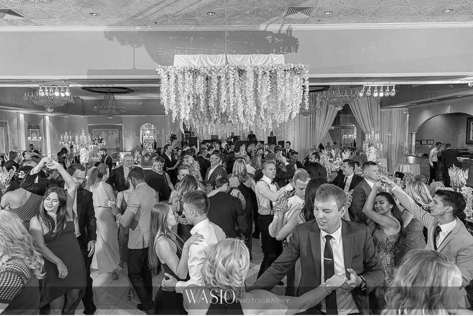 Lavish-wedding-by-Yanni-Design-black-white-photo-journalistic-dance-floor-fun-03 Lavish Wedding by Yanni Design - Maggie & Jerry